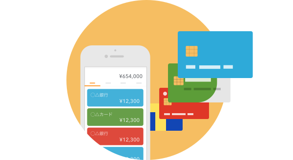 家計簿アプリ「マネーフォワードME」(プレミアム会員なら口座連携数が無制限に)