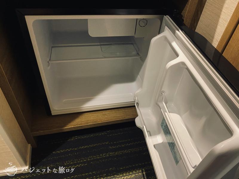 【宿泊記】ホテル・トリフィート那覇旭橋(冷蔵庫)