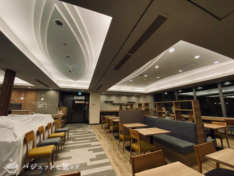 【宿泊記】リッチモンドホテル山形駅前(ラウンジエリア)