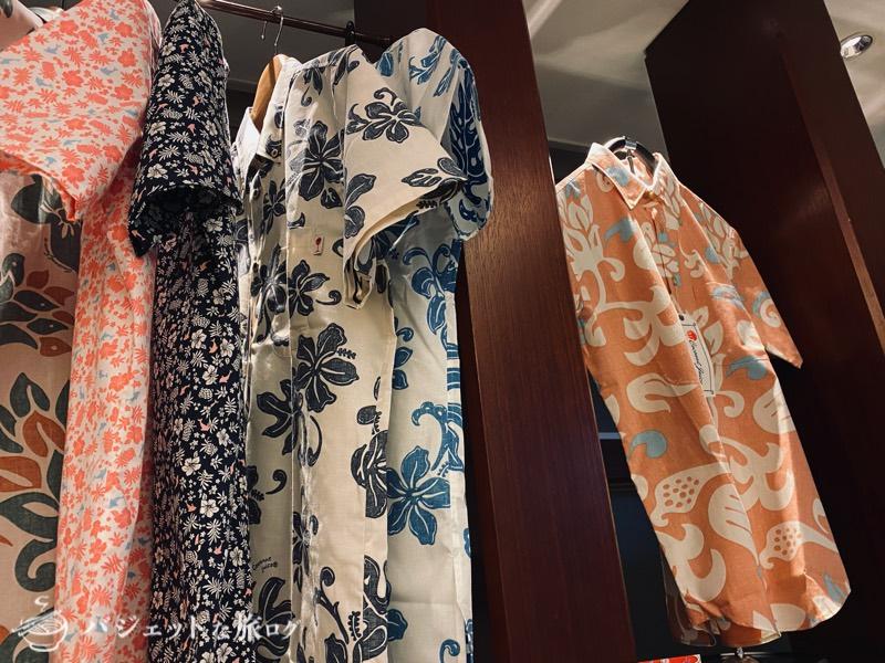 国際通り沿いにあるホテルJALシティ那覇の宿泊記(お土産やのかりゆしシャツ)