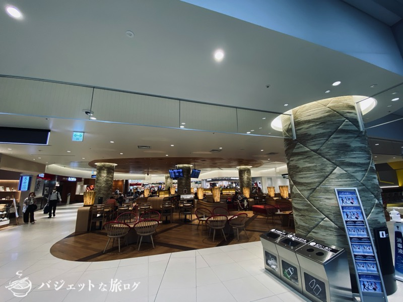 JALで羽田から伊丹へ移動(伊丹空港ってこんなにお洒落なの?)