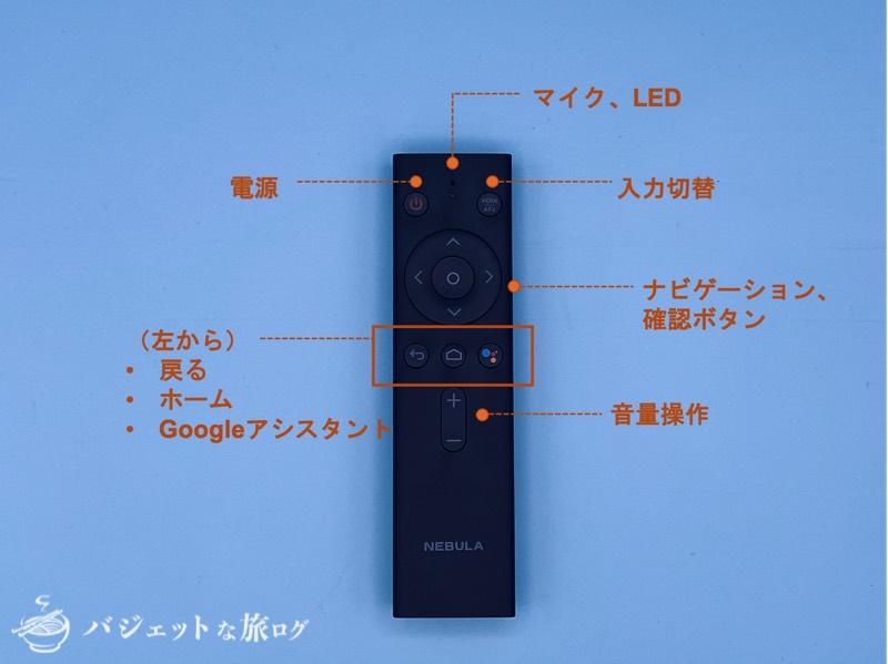 Anker「Nebula Capsule II」レビュー・口コミ・評判()