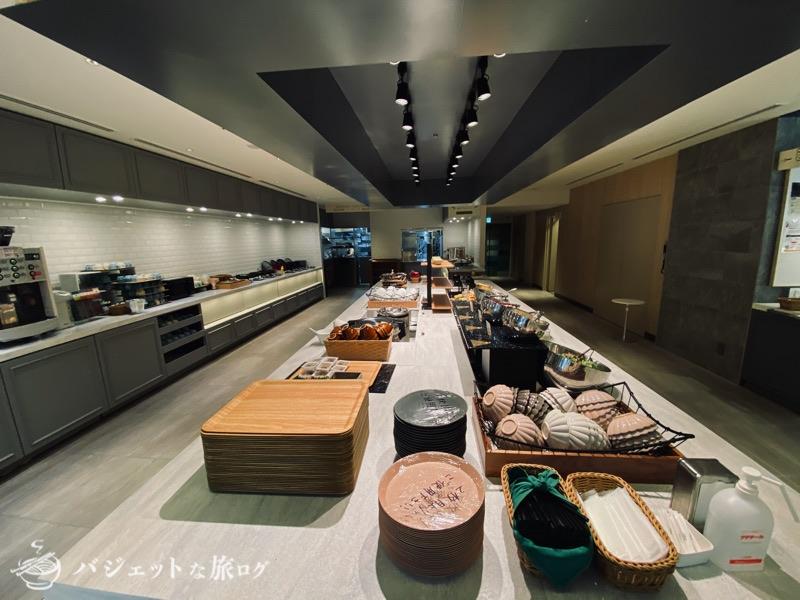 沖縄逸の彩 温泉リゾートホテルのブログ宿泊記レビュー(朝食はビュッフェ形式)
