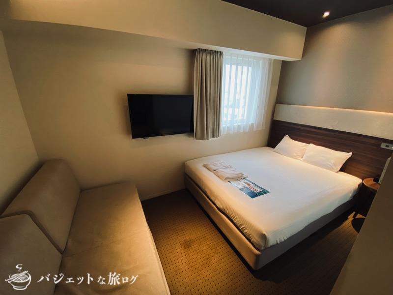 ブログ・口コミレビュー「ホテルアクアチッタナハ by WBF」(客室)