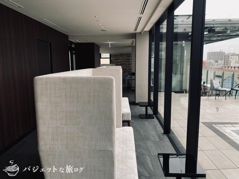 ブログ・口コミレビュー「ホテルアクアチッタナハ by WBF」(バー横にあるカップルシート)