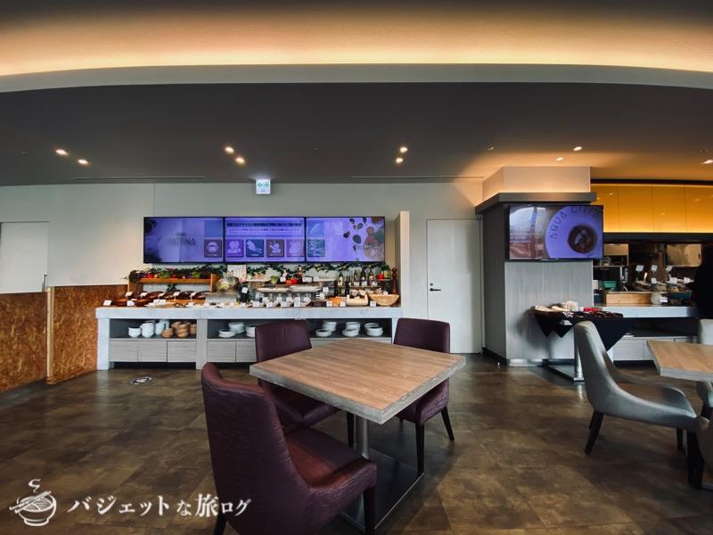 ブログ・口コミレビュー「ホテルアクアチッタナハ by WBF」(朝食ビュッフェ)