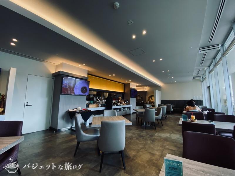ブログ・口コミレビュー「ホテルアクアチッタナハ by WBF」(1F朝食用のイタリアンレストラン)